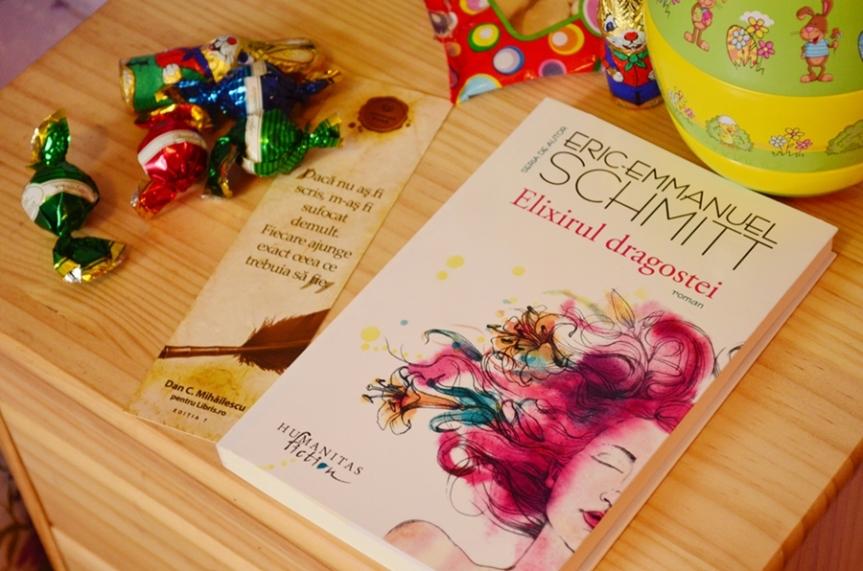 elixirul dragostei eric-emmanuel schmitt editura humanitas fiction recenzie carte - 2
