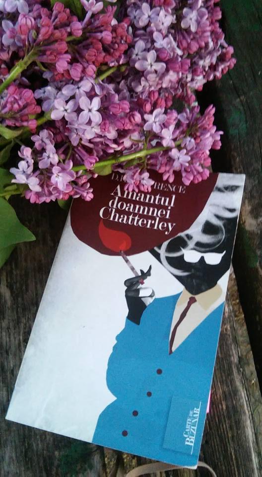 Amantul doamnei Chatterley de D.H.Lawrence