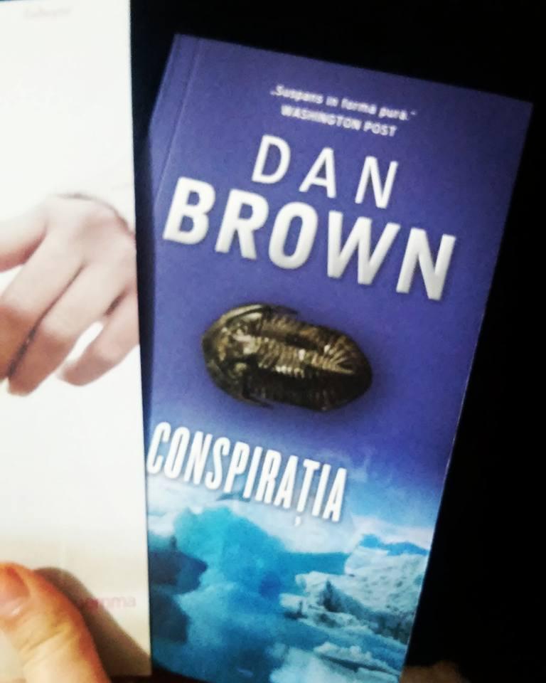 """Puțin dezamăgită de Dan Brown și a lui """"Conspirația"""""""