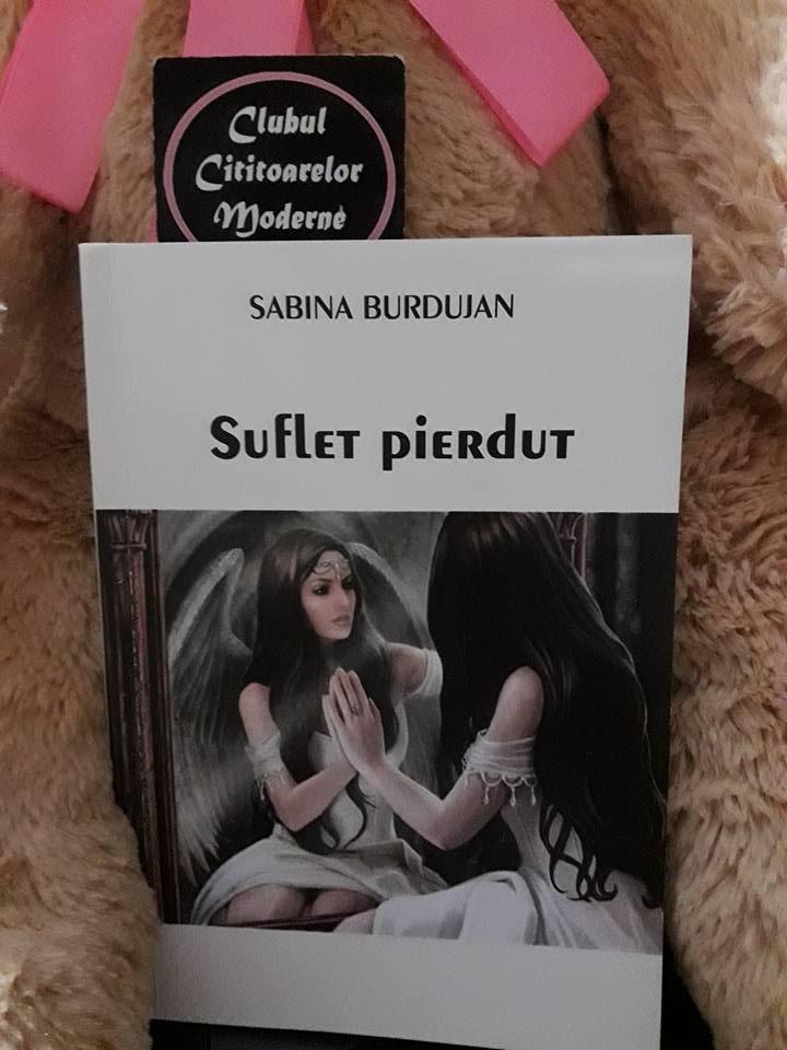 Suflet pierdut de Sabina Burdujan și poezia uneivieți