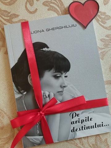 """Interviu cu Aliona Gherghilijiu: """"Cuvintele pe care le aștern pe hârtie sunt câte o părticică dinmine…"""""""